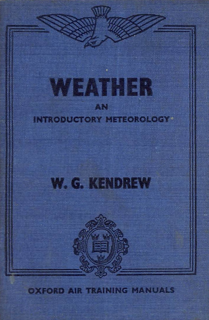 Image for Weather: An Introductory Meteorology For Airmen.