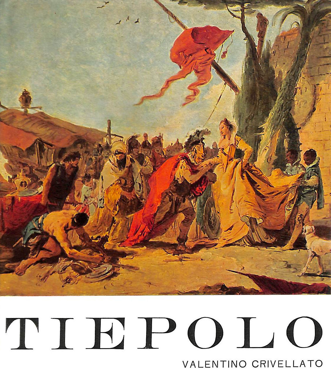 Image for Tiepolo. With Reproductions (Masters And Movements.)