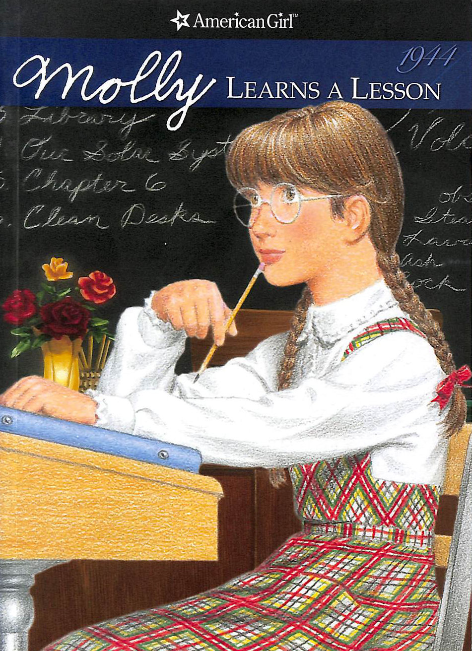 Image for Molly Learns A Lesson: A School Story (American Girl (Quality))