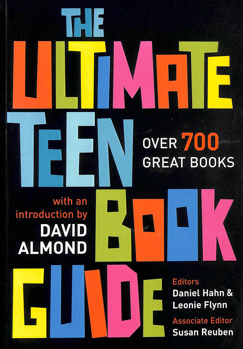 Image for The Ultimate Teen Book Guide: Over 700 Great Books (Ultimate Book Guides)