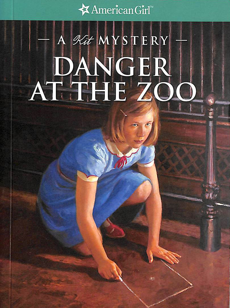 Image for Danger At The Zoo: A Kit Mystery (American Girl Mysteries (Quality))