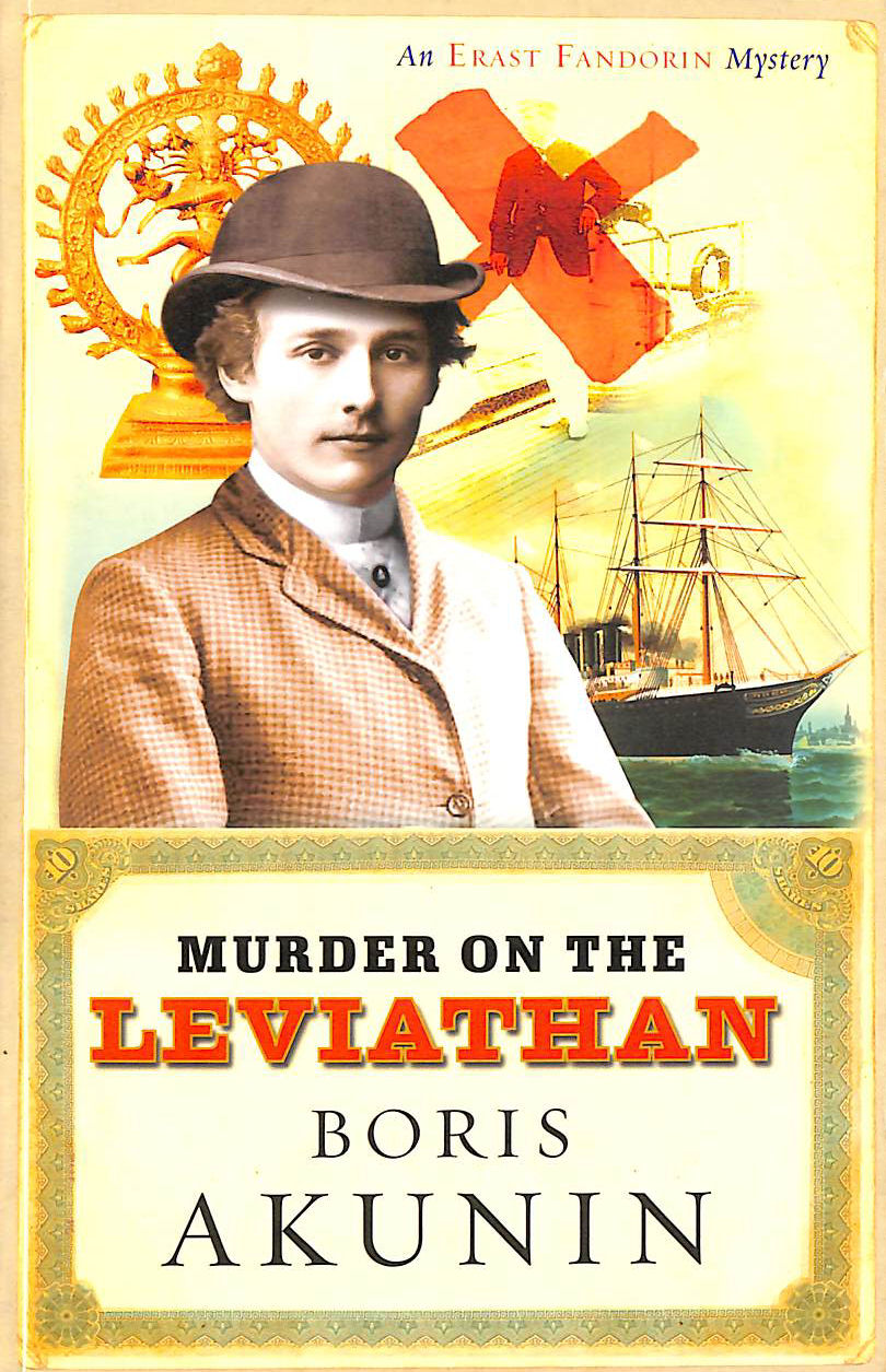 Image for Murder On The Leviathan