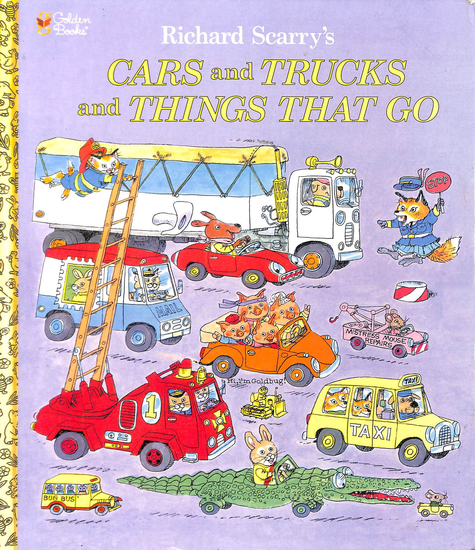 Image for Cars & Trucks & Things That Go
