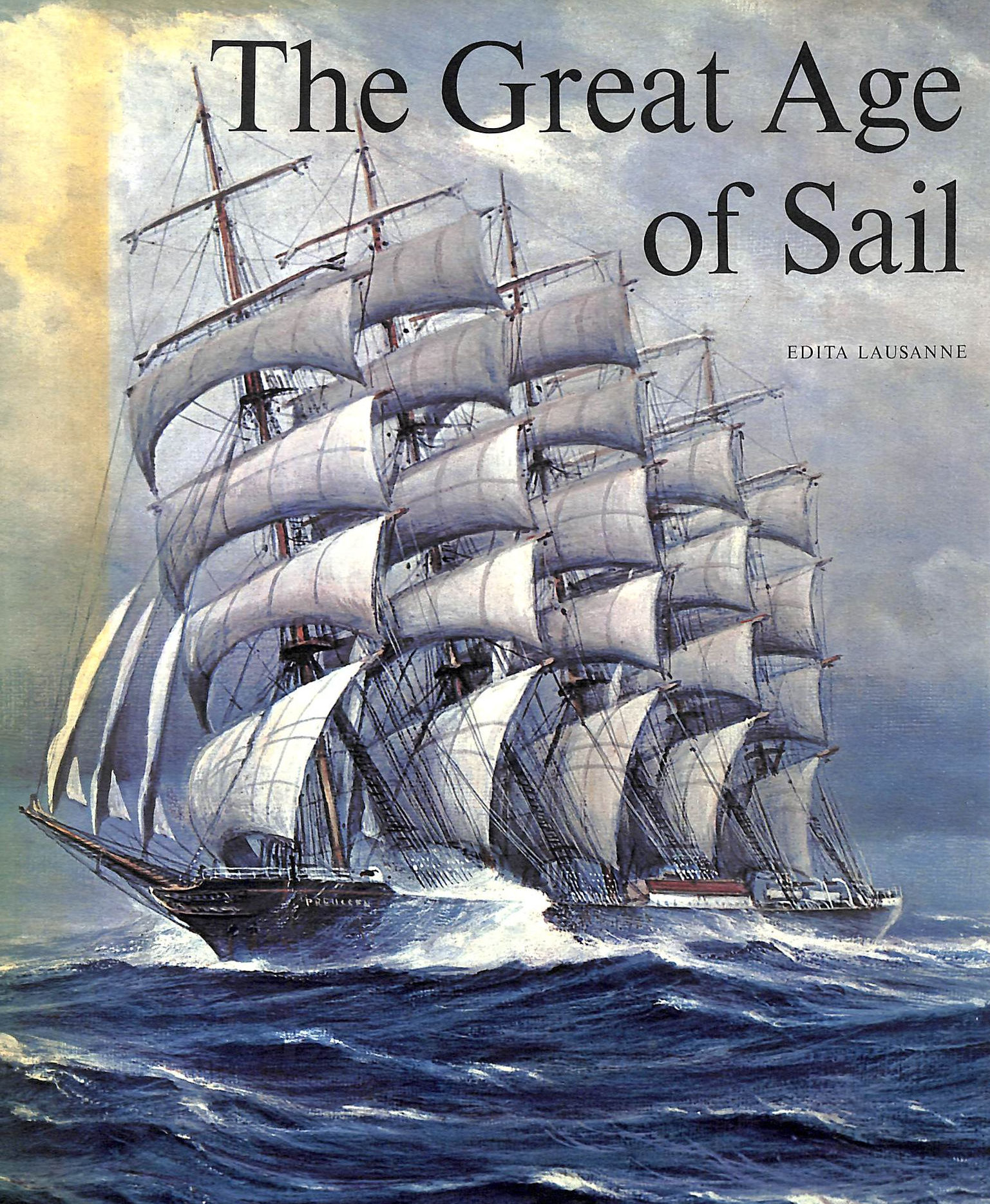 Image for The Great Age Of Sail