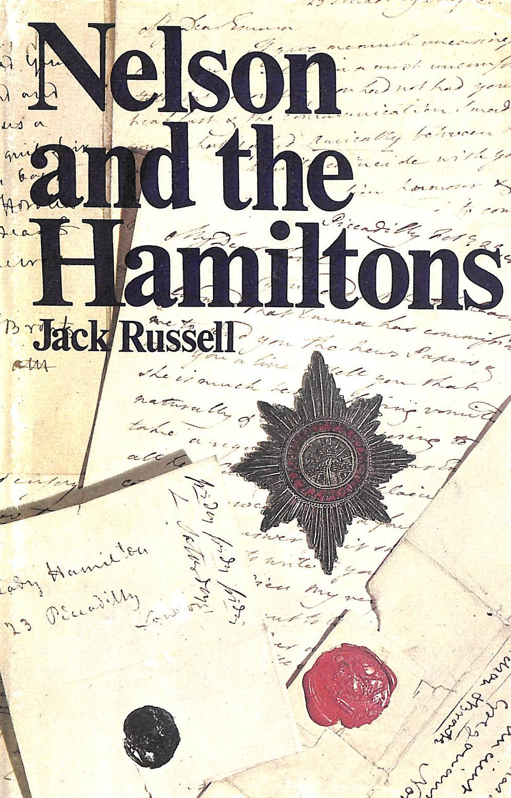 Image for Nelson And The Hamiltons (Illustrated)