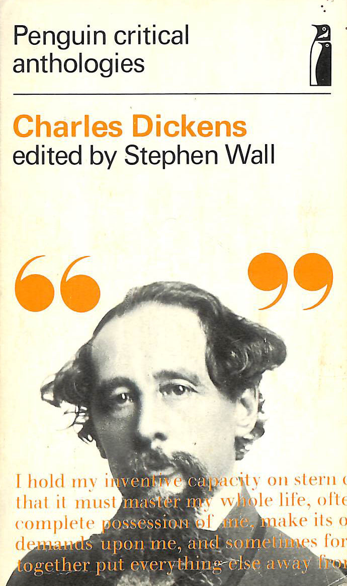 Image for Charles Dickens (Penguin Critical Anthologies)