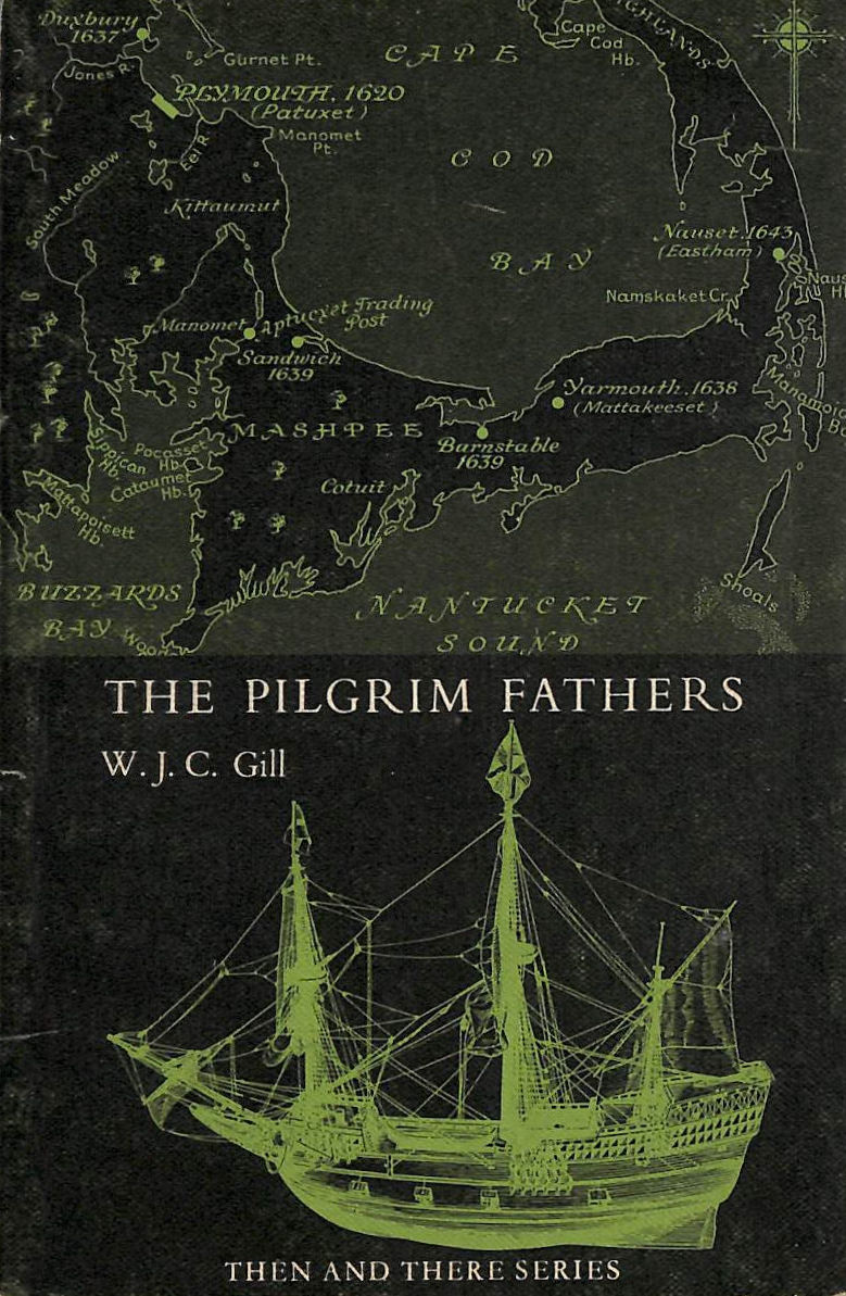 Image for Pilgrim Fathers (Then & There)