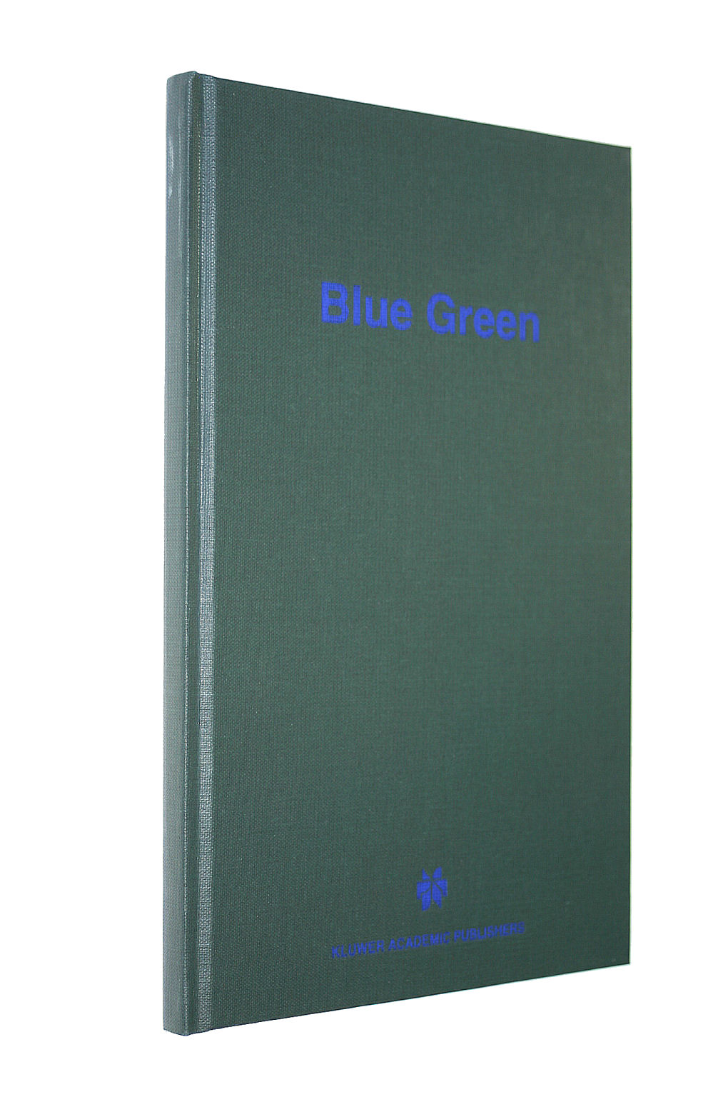 Image for Blue Green. A Collection Of Poems By Ralph Lewin.