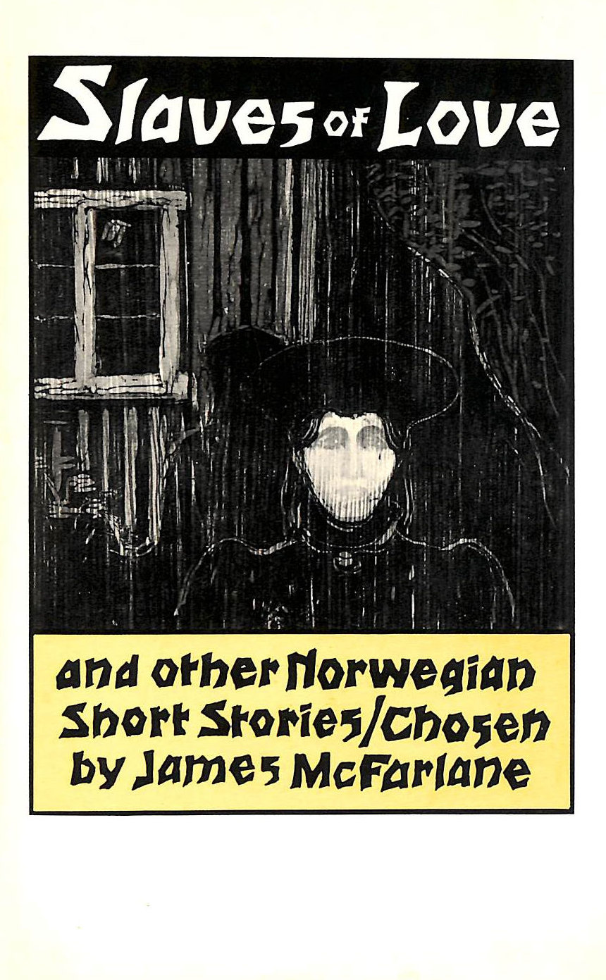 Image for Slaves Of Love And Other Norwegian Short Stories