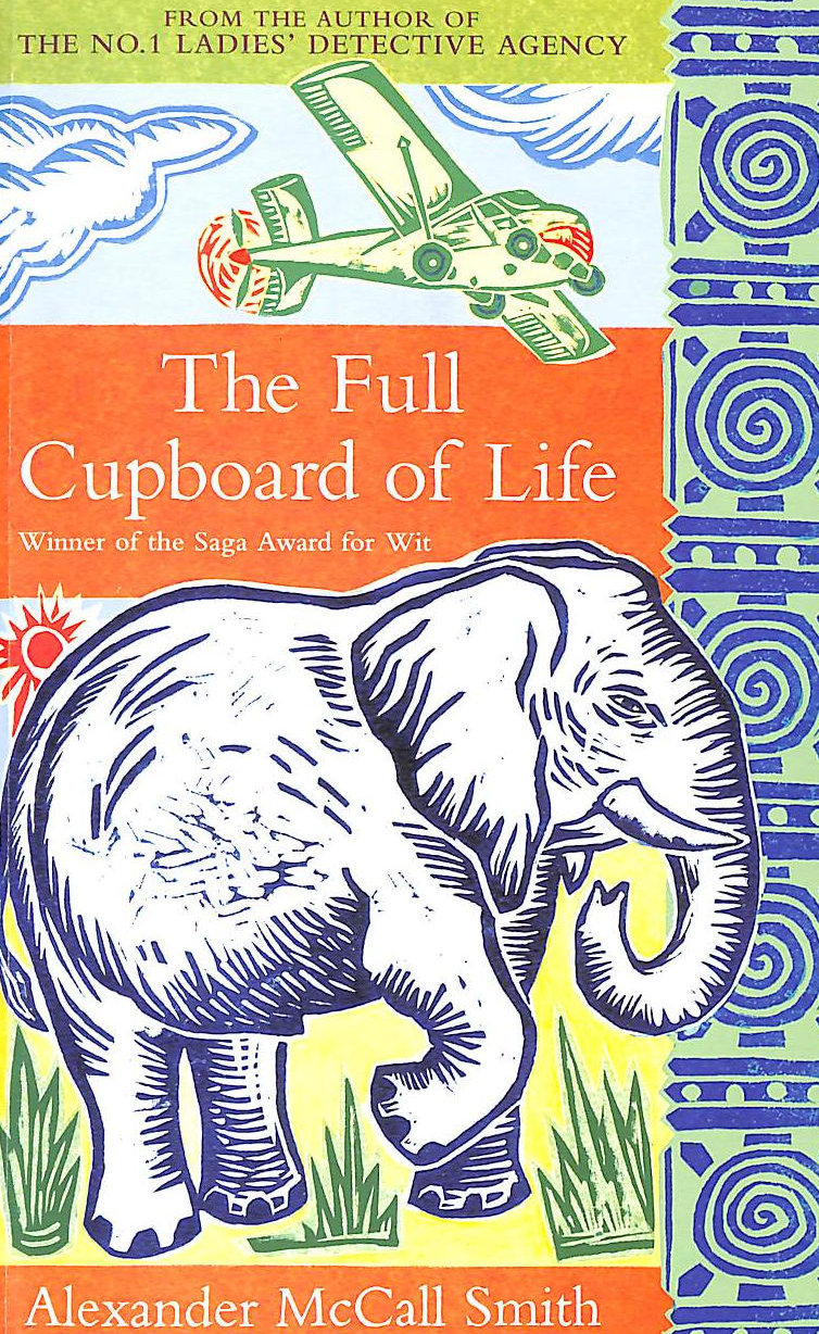 Image for The Full Cupboard Of Life (No. 1 Ladies' Detective Agency) Book 5
