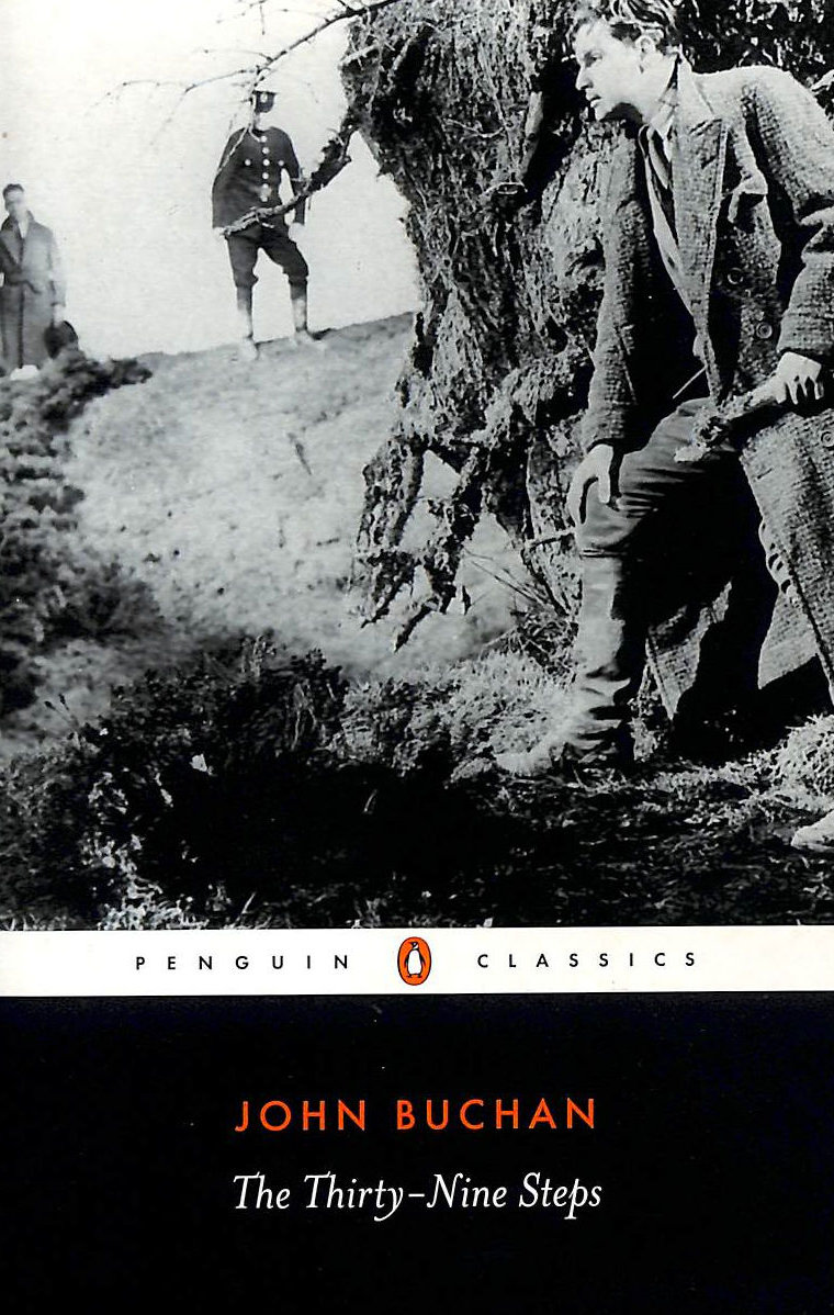Image for The Thirty-Nine Steps (Penguin Classics)