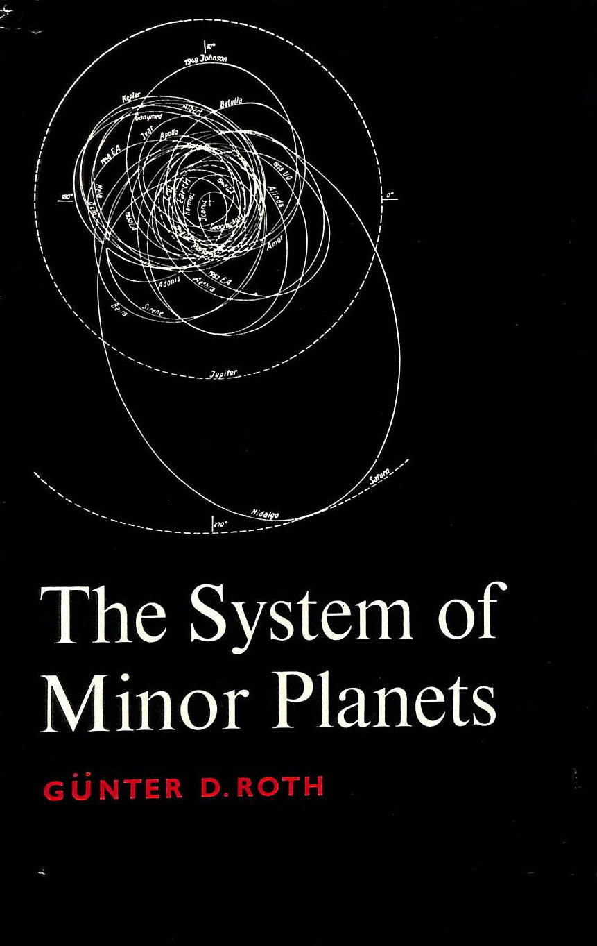 Image for The System Of Minor Planets