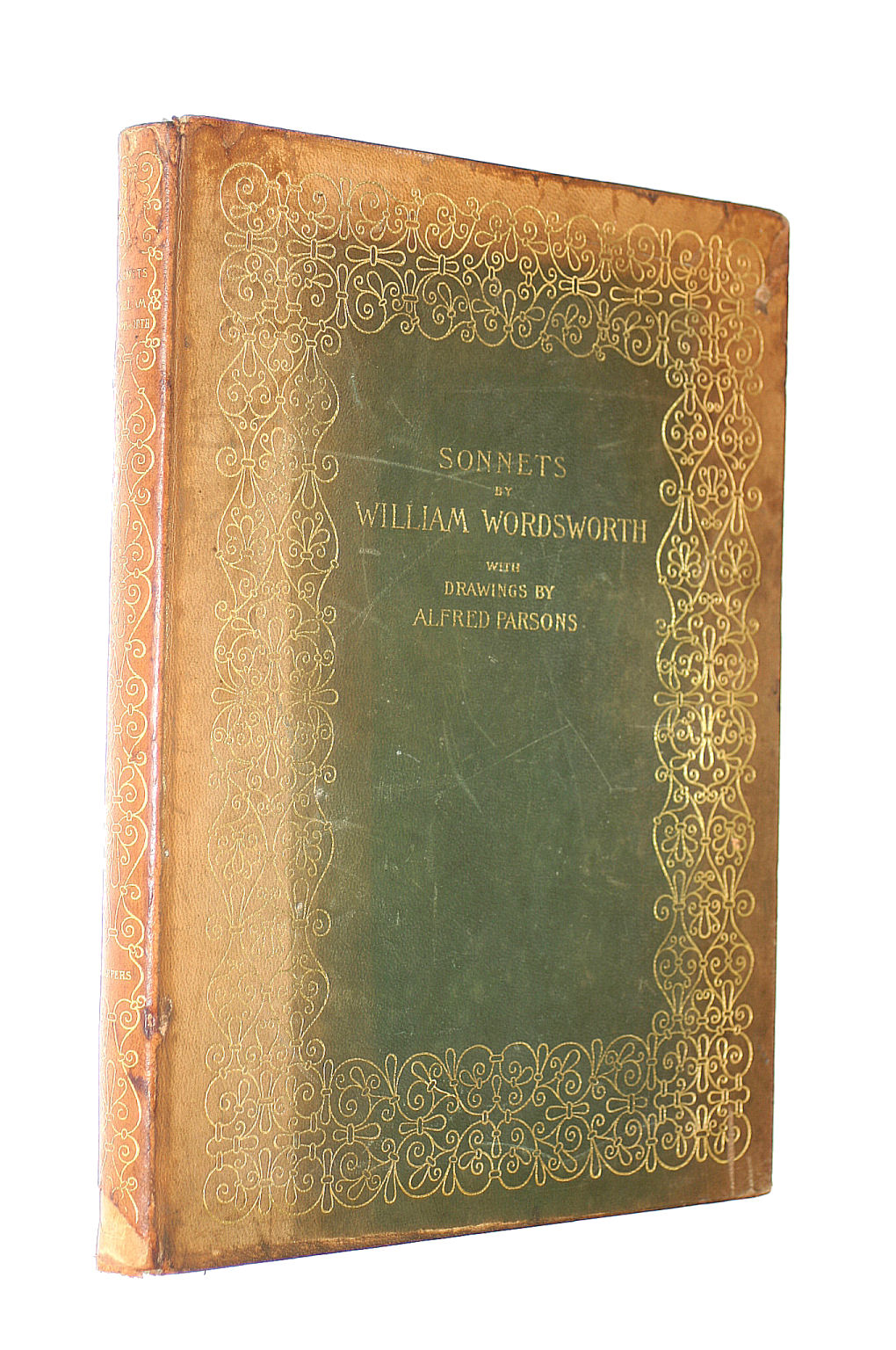 Image for A Selection From The Sonnets Of William Wordsworth,