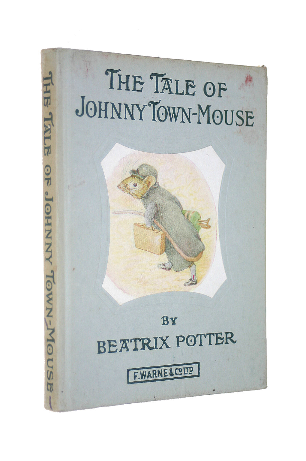Image for The Tale Of Johnny Town-Mouse