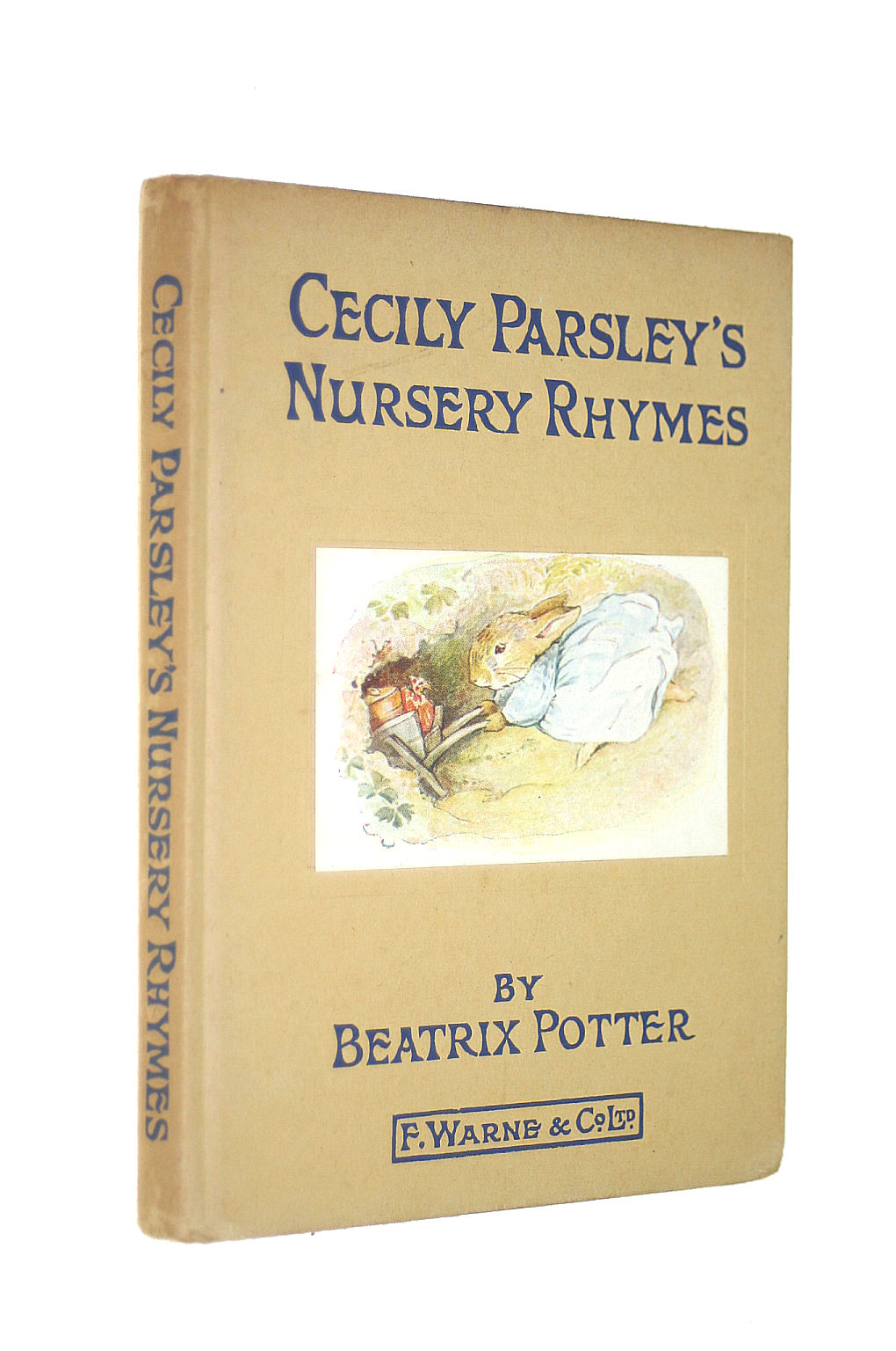 Image for Cecily Parsley'S Nursery Rhymes