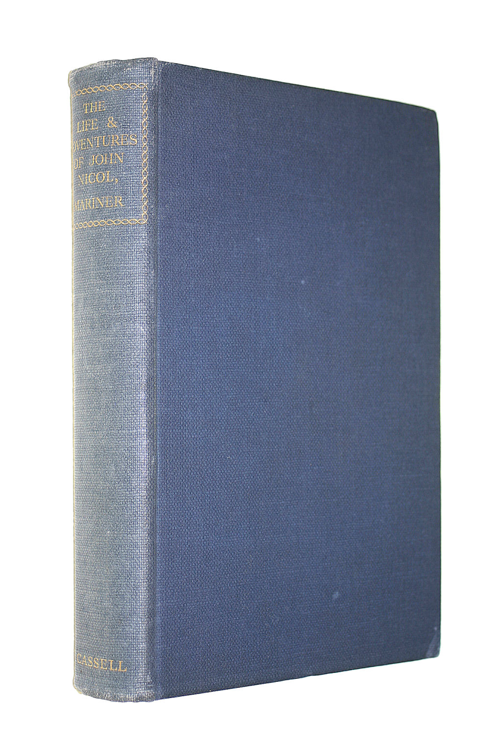 Image for The Life And Adventures Of John Nicol - Mariner