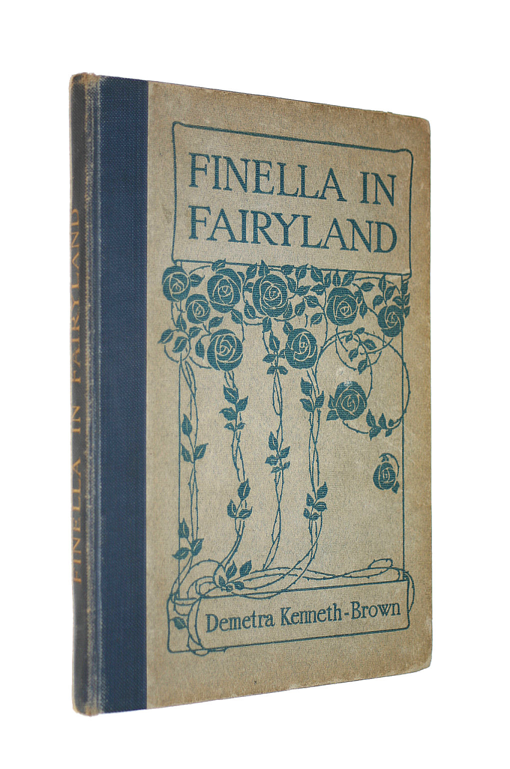 Image for Finella In Fairyland