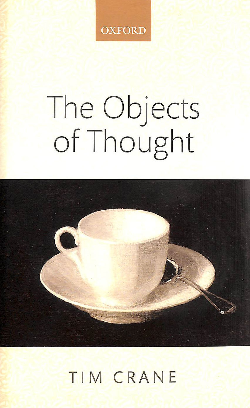 Image for The Objects Of Thought