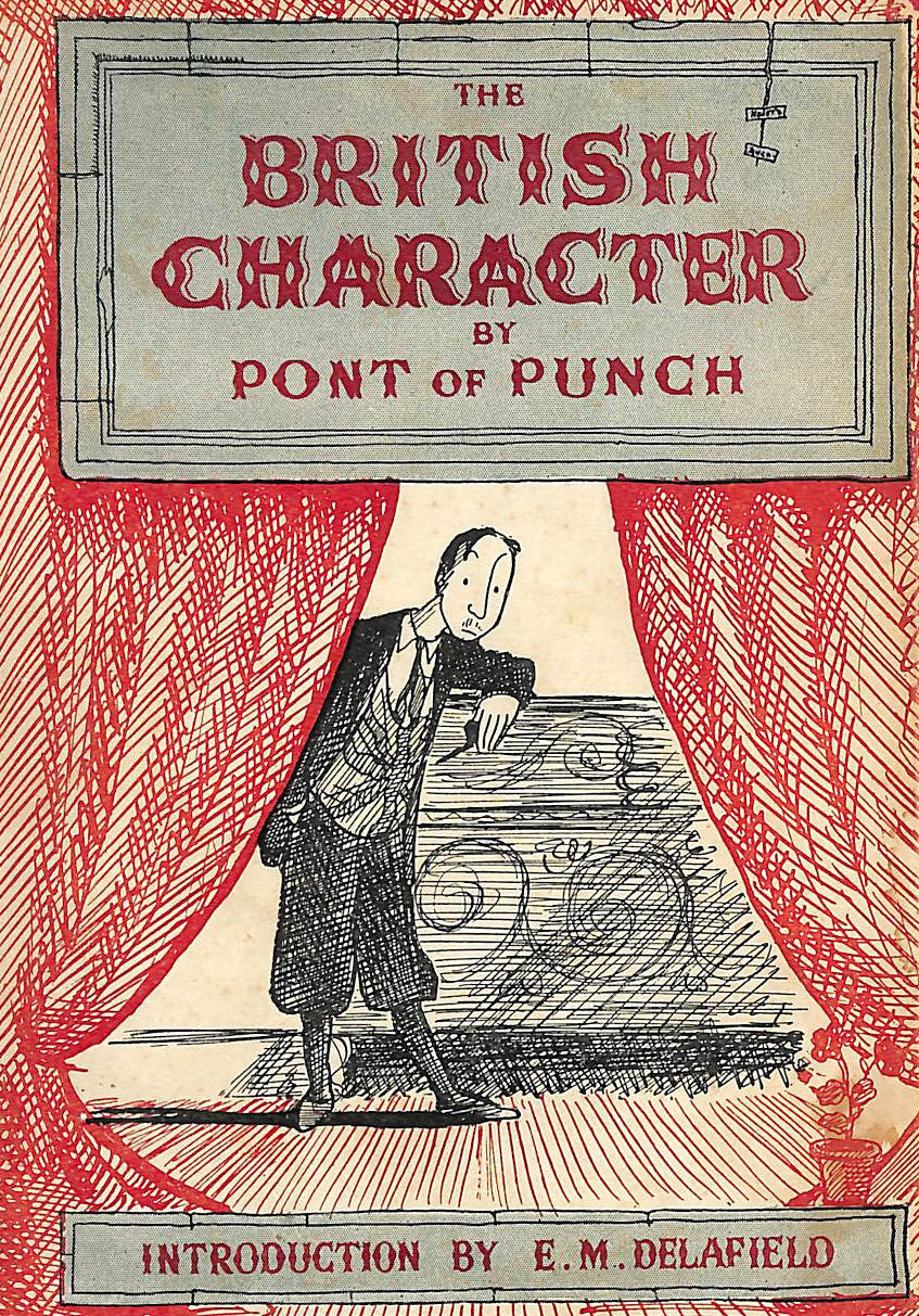 Image for British Character Pont Of Punch