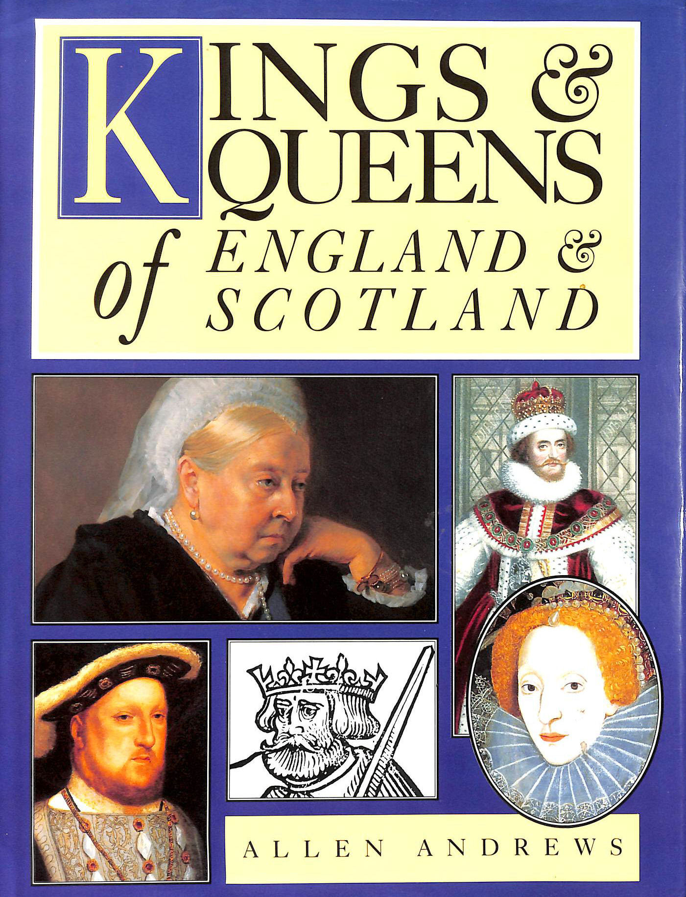 Image for Kings And Queens Of England And Scotland