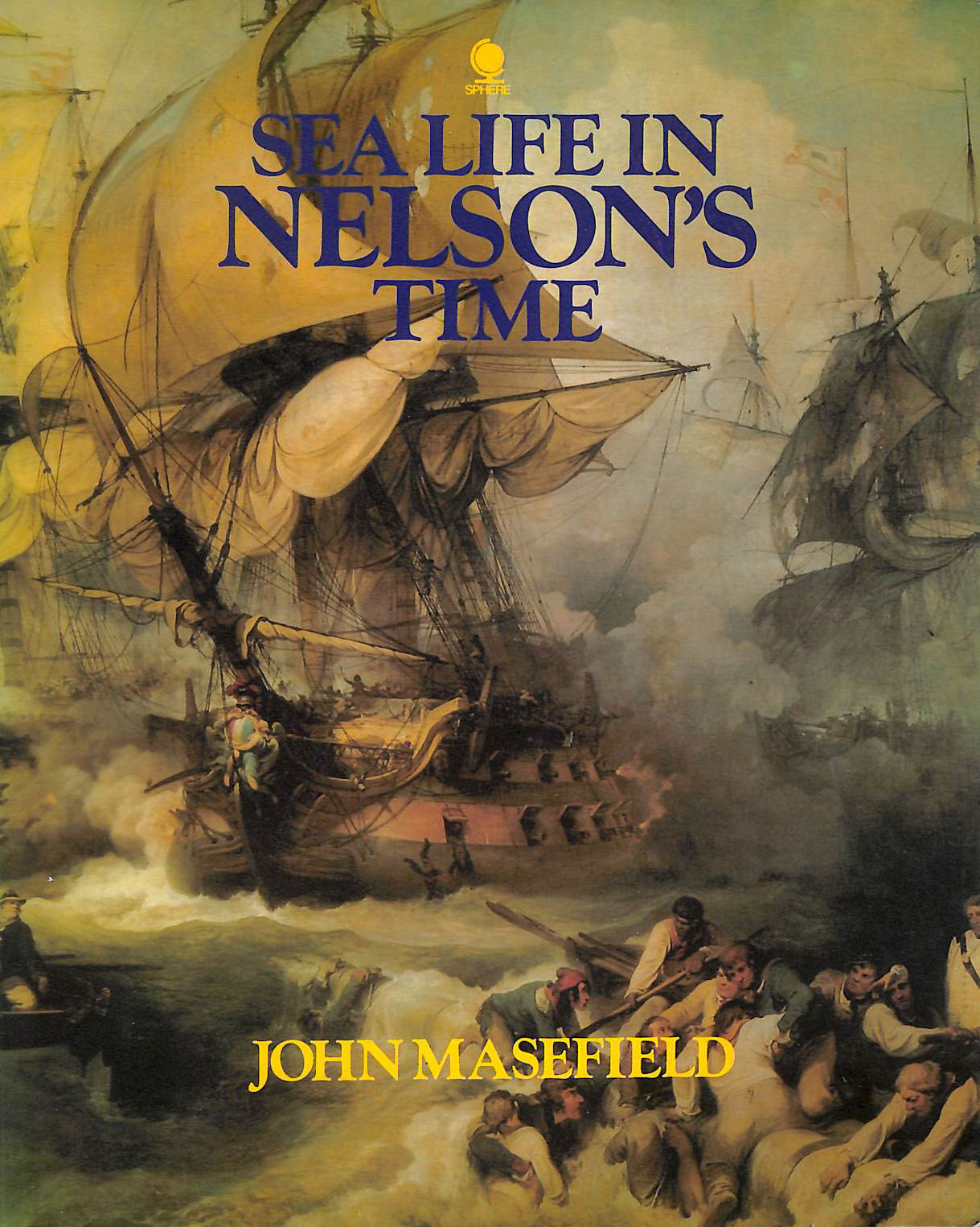 Image for Sea Life In Nelson's Time