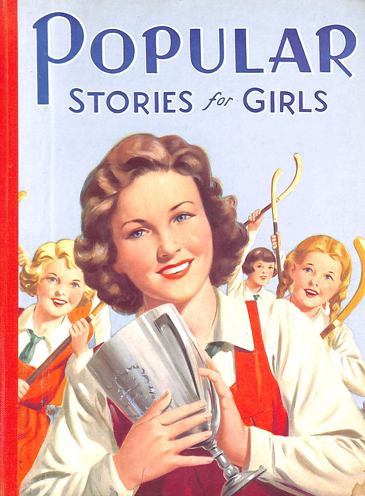 Image for Popular Stories For Girls