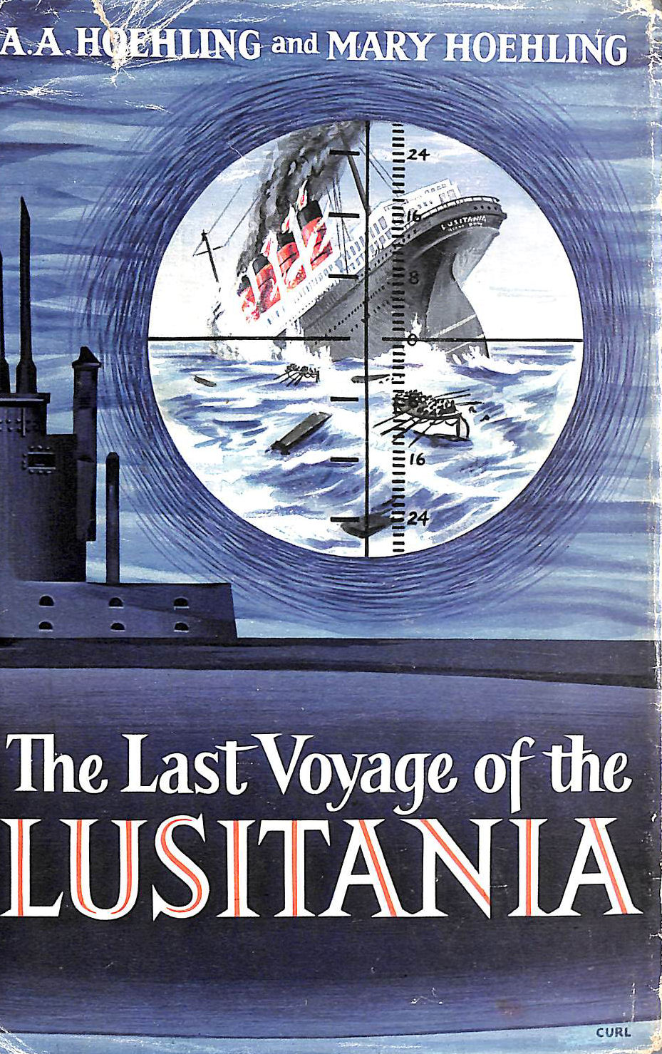 Image for Lusitania