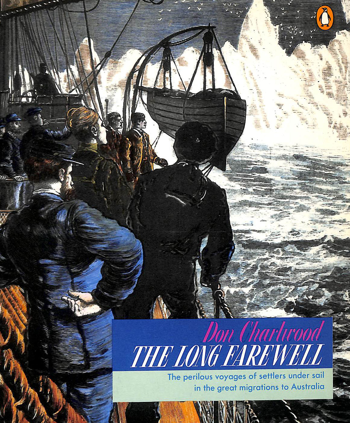 Image for The Long Farewell: Settlers Under Sail