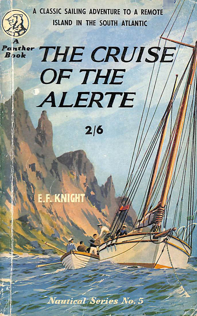 Image for The Cruise Of The Alerte