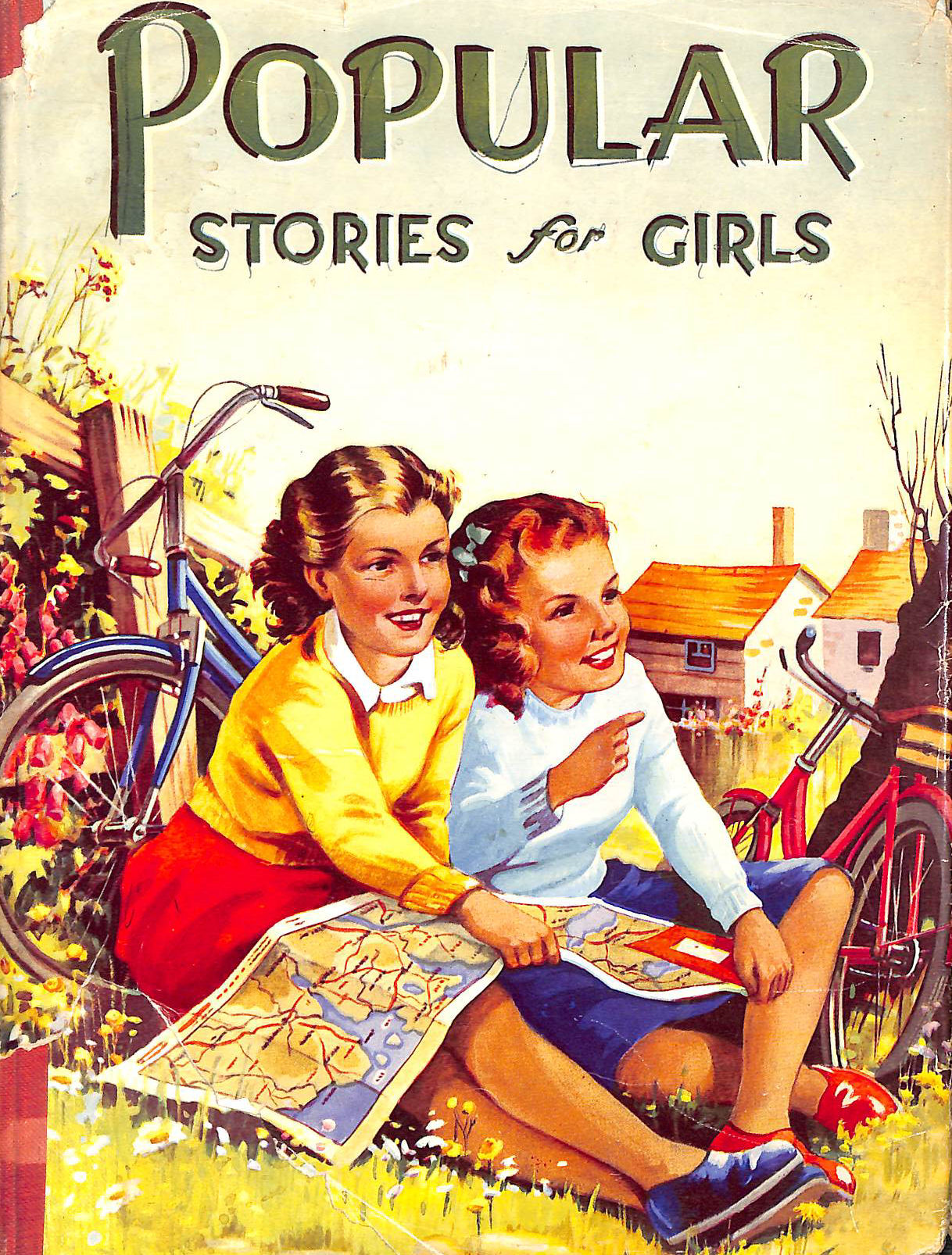 Image for Popular Stories For Girls (Popular Series)