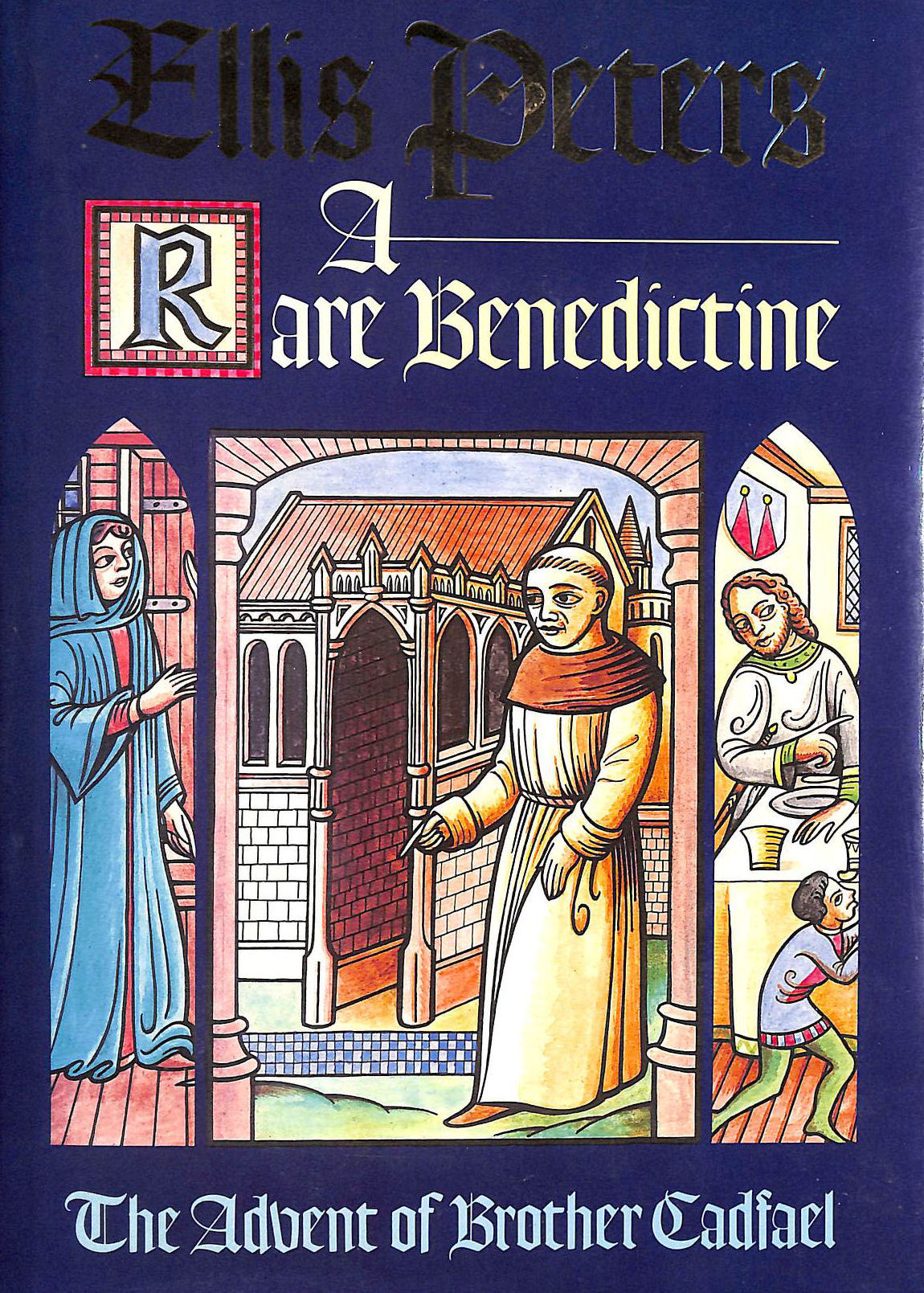 Image for A Rare Benedictine