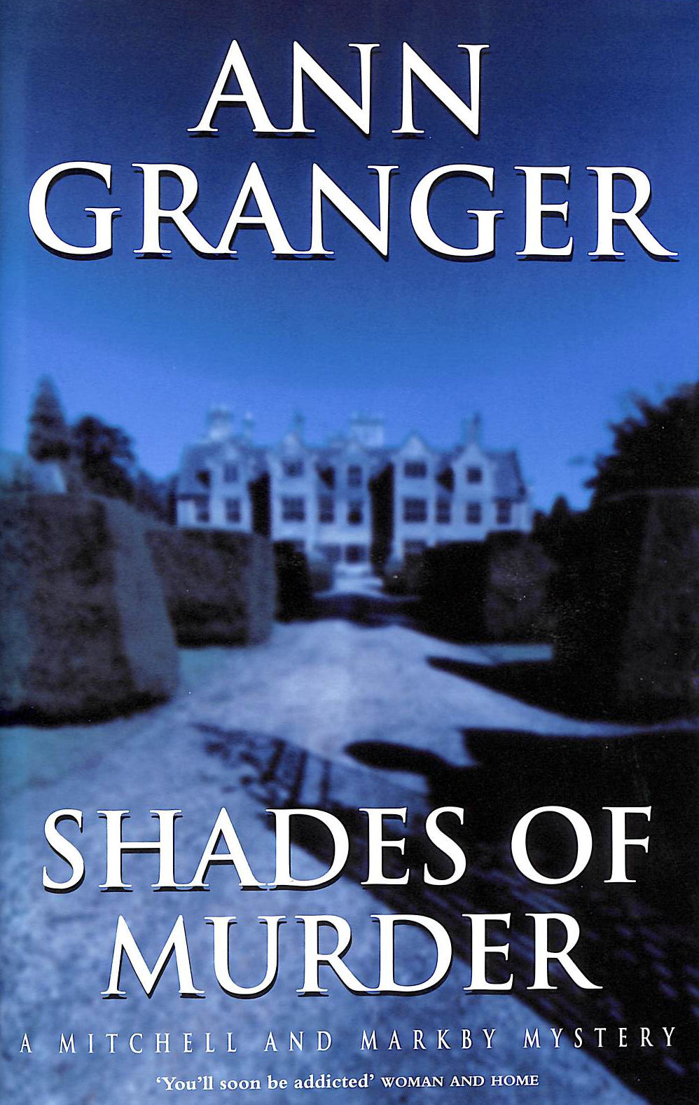 Image for Shades Of Murder (A Mitchell & Markby Mystery)