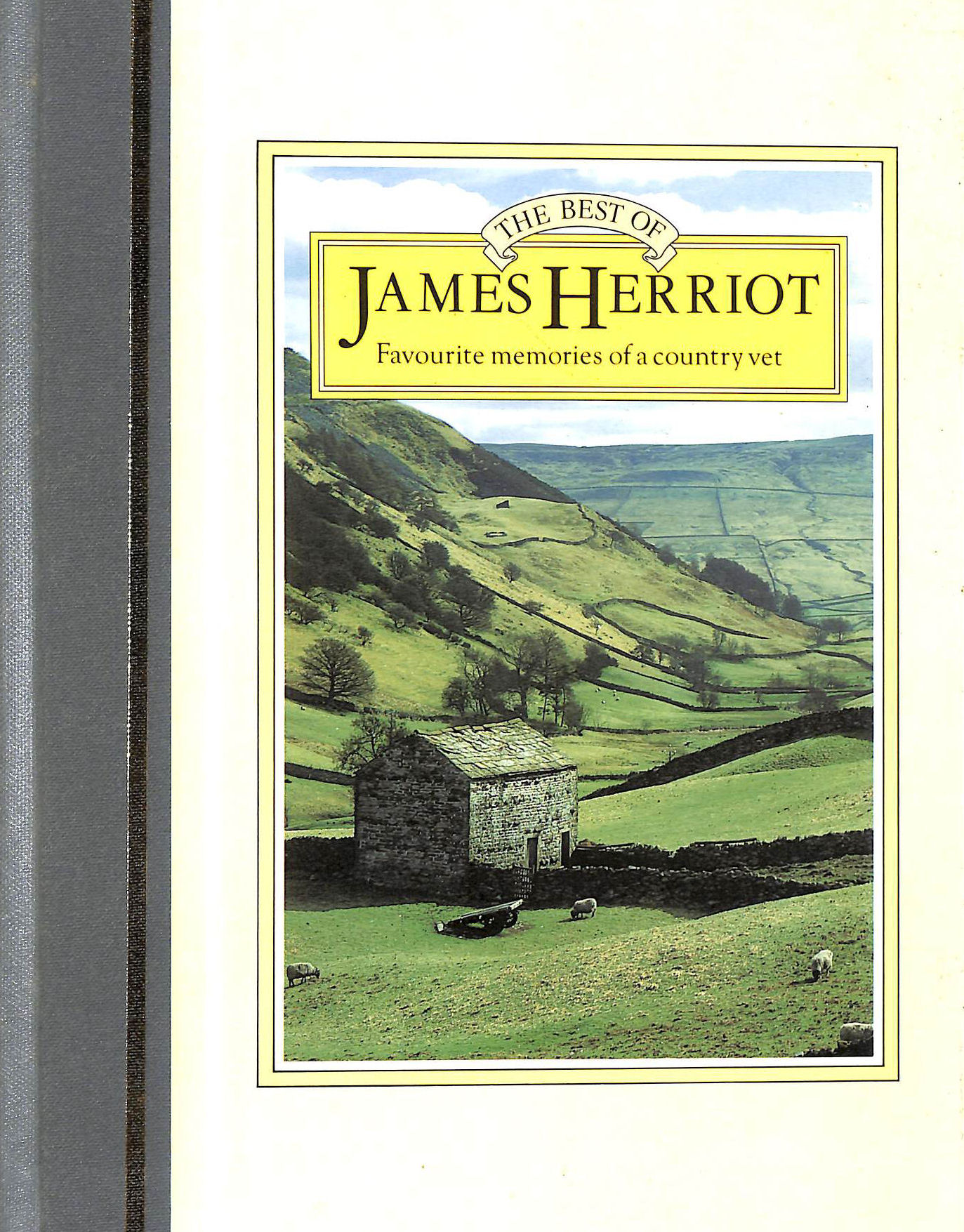 Image for The Best Of James Herriot: Favourite Memories Of A Country Vet : James Herriot'S Own Selection From His Original Books, With Additional Material By Reader'S Digest Editors By James Herriot (1987-01-01)