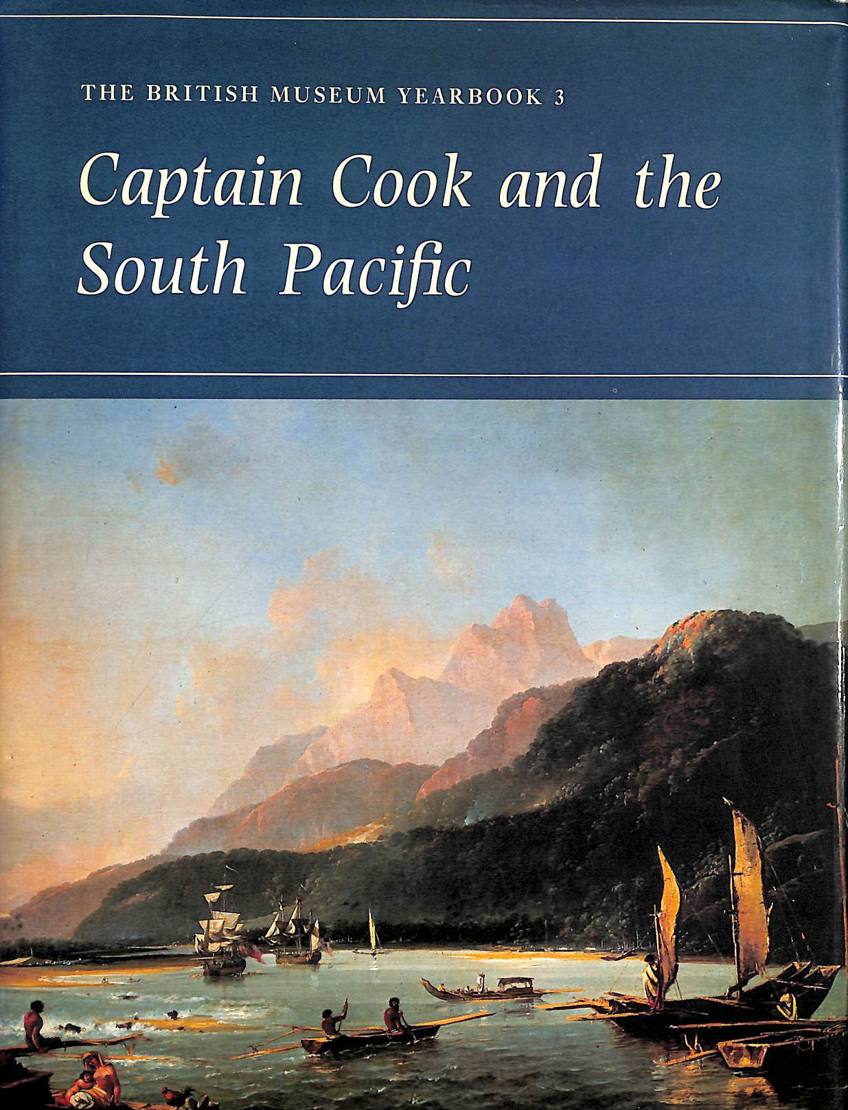 Image for Cook, Captain, And The South Pacific