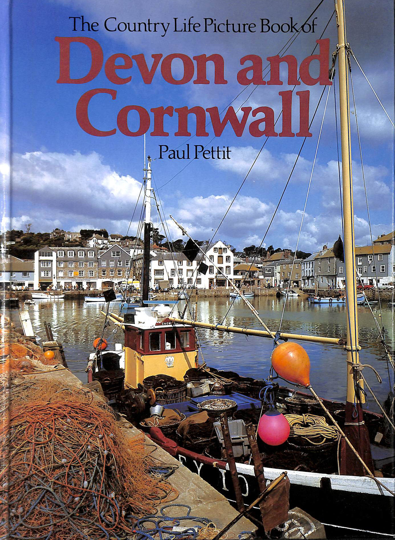 Image for Country Life Picture Book Of Devon And Cornwall