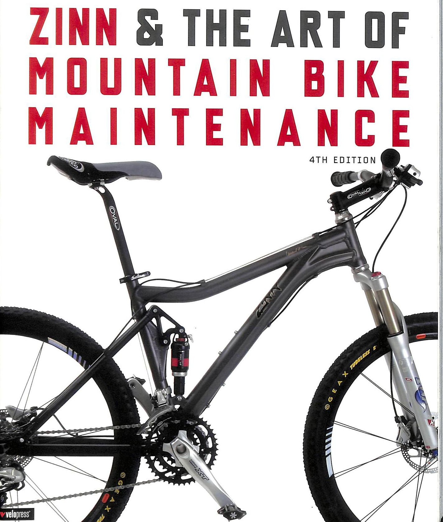 Image for Zinn And The Art Of Mountain Bike Maintenance