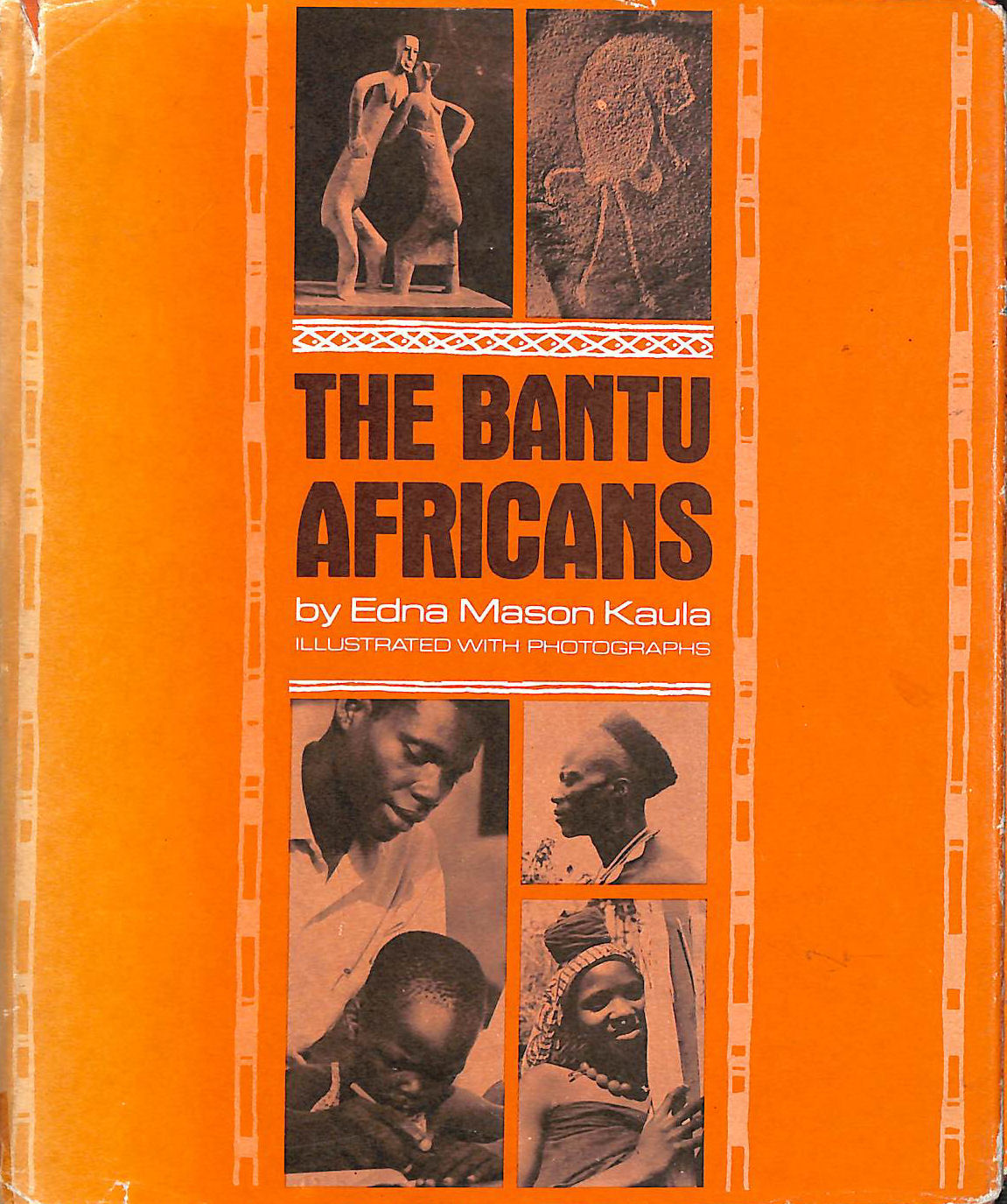 Image for Bantu Africans (First Book)