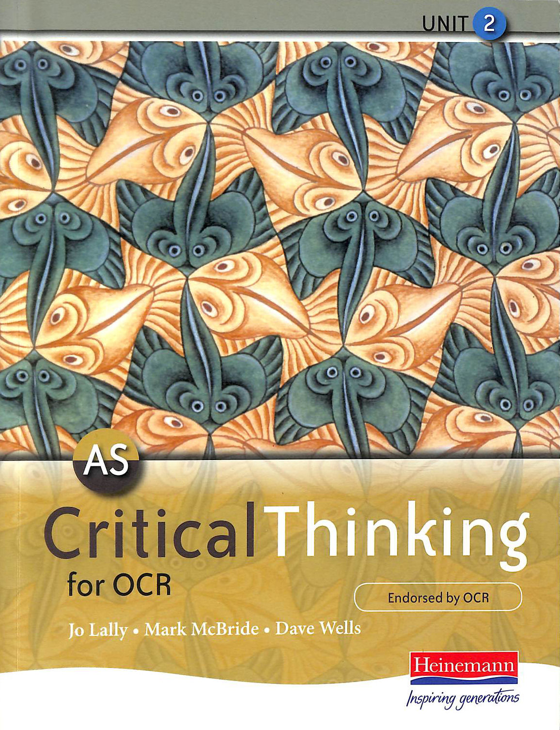 Image for As Critical Thinking For Ocr Unit 2