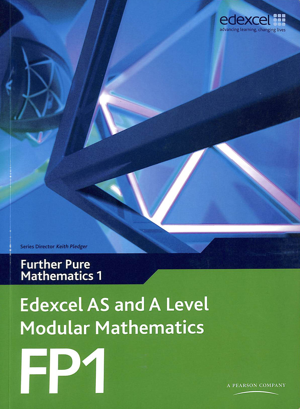 Image for Edexcel As And A Level Modular Mathematics - Further Pure Mathematics 1