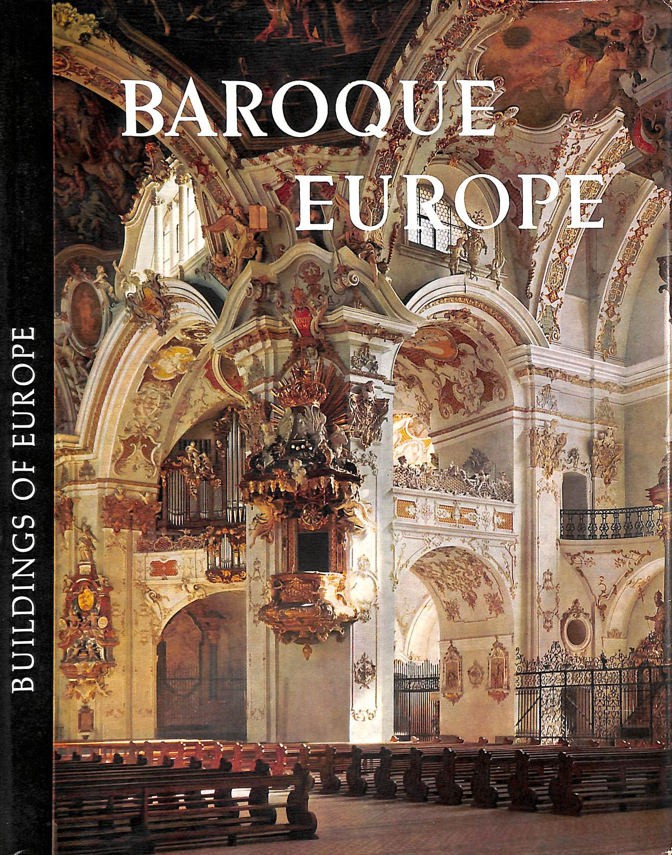 Image for Baroque Europe (Buildings Of Europe)