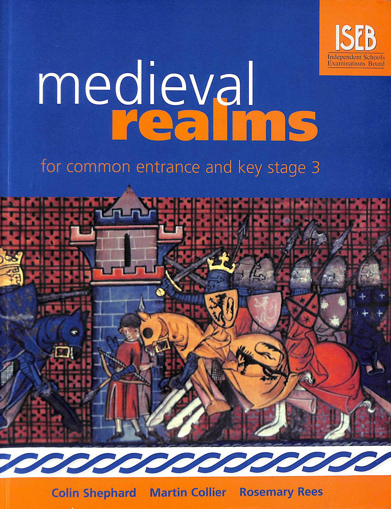 Image for Medieval Realms For Common Entrance And Key Stage 3 (History For Common Entrance)