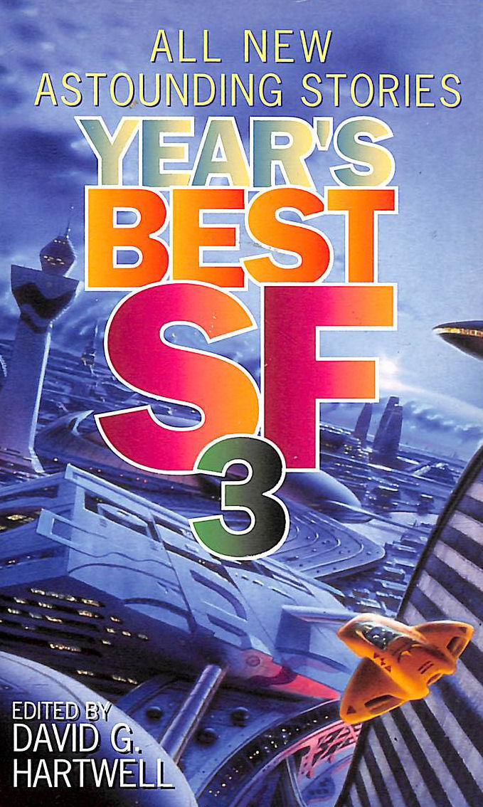 Image for The Years Best Science Fiction: 3 (Year's Best Sf (Science Fiction))