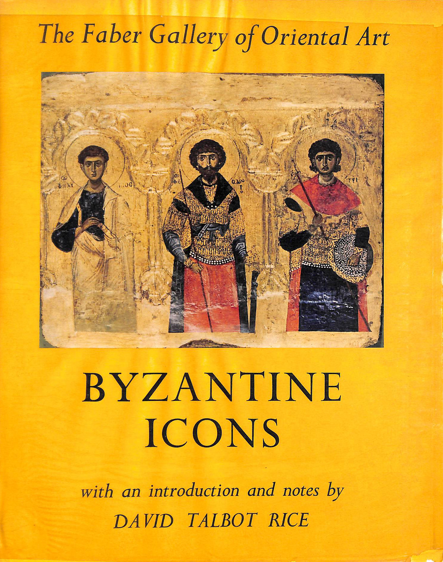 Image for Byzantine Icons (Gallery Of Oriental Art)
