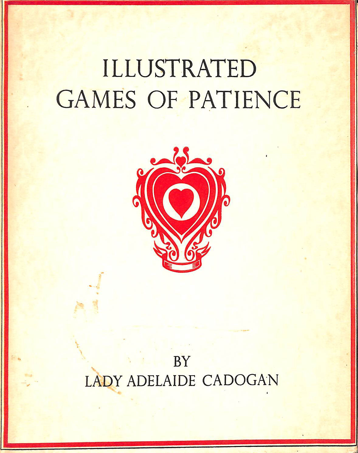 Image for Illustrated Games Of Patience