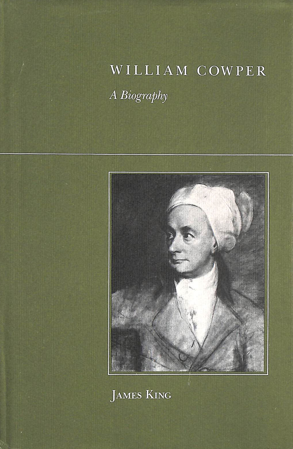 Image for William Cowper: A Biography