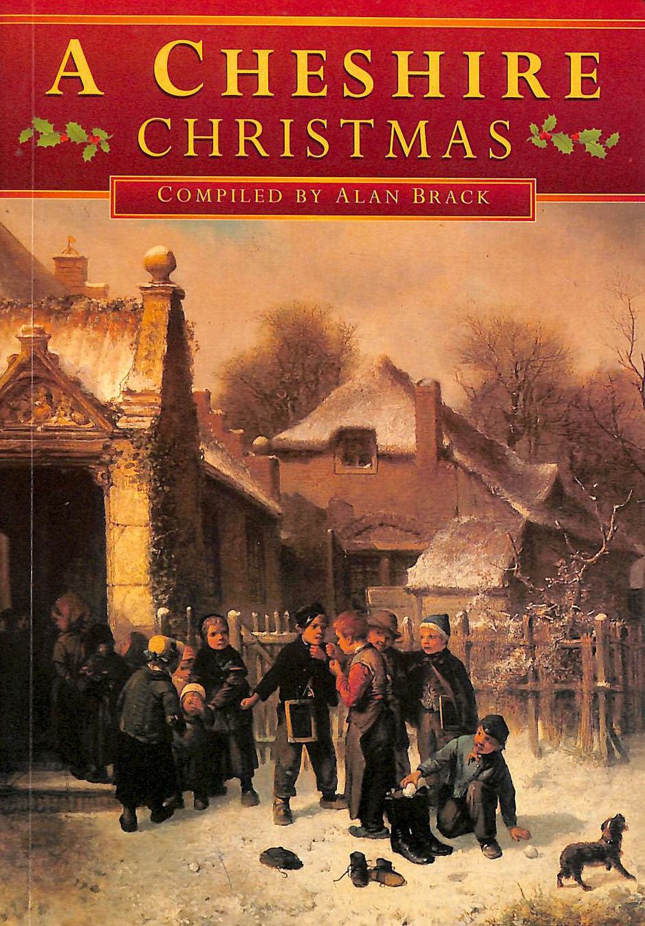 Image for A Cheshire Christmas (Christmas Anthologies)