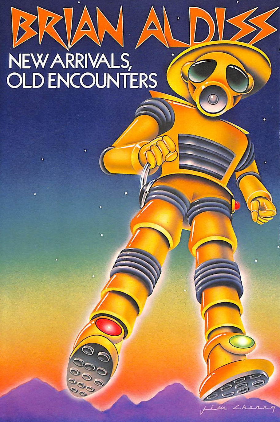 Image for New Arrivals, Old Encounters