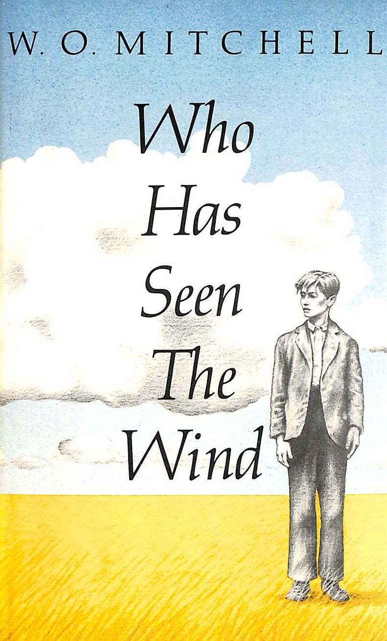 Image for Who Has Seen The Wind