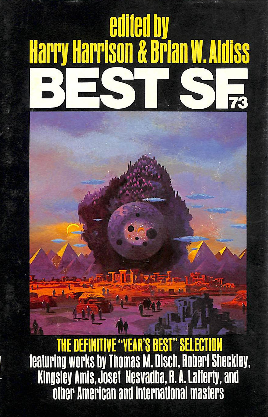 Image for Best Sf: 1973