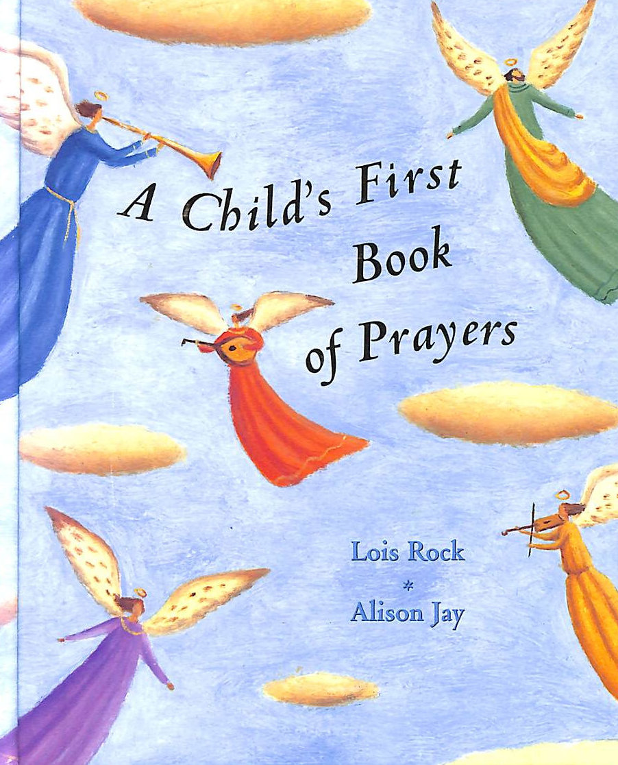 Image for A Child's First Book Of Prayers